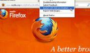 رفع «مشکل فایرفاکس» و بازگشت به تنظیمات اولیه