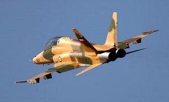 saegheh 2 iranian jet