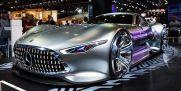 تصاویر و مشخصات Benz AMG Vision مفهومی تا GT3 واقعی