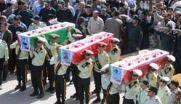 عاملان ترور ۳ مامور نظامی در ۱۳ نوروز اهواز دستگیر شدند