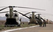 فیلم / پرواز بالگردهای هوانیروز در روز ارتش