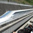 رکورد سریعترین قطار جهان در دست maglev ژاپنی + عکس