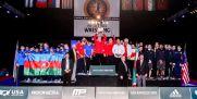 تصاویر اهدا جوایز «جام جهانی کشتی آزاد ۲۰۱۵ آمریکا»