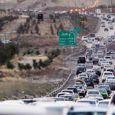 پلیس راهور: ترافیک در جاده های شمال نیمه سنگین است