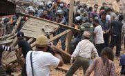 زلزله و پس لرزه های متعدد در نپال / ۷.۴ دهم ریشتر