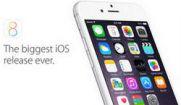 اپل نسخه سوم و جدید ios 8 را ارائه داد