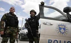 police kosovo