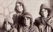 عکس دختران ایرانی در ۱۲۰ سال پیش