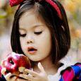داستان زیبای دخترک و سیب هایش / داستانک جدید