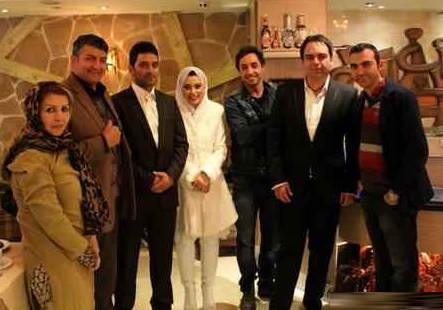 عروسی صبا راد مجری مشهور و معروف تلویزیون