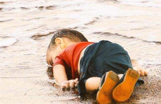 عکس کودکی که جهان را شوکه کرد