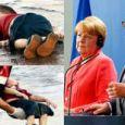 بیانیه اولاند و مرکل در پی عکس کودک ۳ ساله غرق شده سوریه