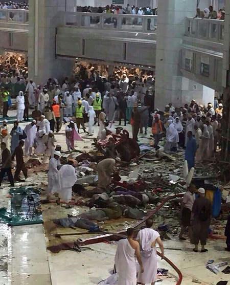 تصاویر / اعلام کشته شدگان و مجروحان زائران ایرانی در حادثه مکه ( جزئیات و تصاویر )