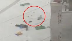 طوفان و حادثه جرثقیل در مکه و مسجد الحرام
