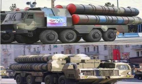 سامانه پدافند موشکی باور 373 ایرانی