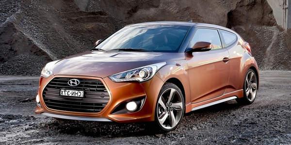 خودروهای وارداتی Hyundai Veloster 2016