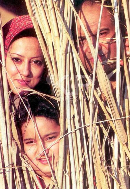 عکس نادر سلیمانی و همسرش / استند آپ کمدی نادر خان