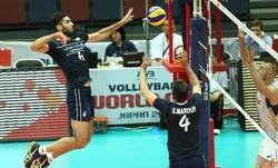 والیبال ایران FIVB Volleyball Men's World Cup Japan 2015