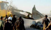دستور تخریب ۳۰ ساخت و ساز غیر مجاز در کرج