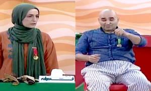 دانلود فیلم استند آپ کمدی شقایق دهقان و علی مسعودی