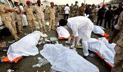 تصاویر کشته شدگان حادثه منا در مکه + عکس