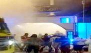 خبر جدید از منا / آتش سوزی چادر حجاج + عکس