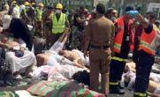 شاهد عینی حادثه منا / ادامه مفقودی زائران ایرانی + فیلم