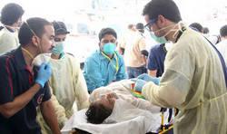 اسامی حدود 160 نفر از مجروحان حادثه منا اعلام شد