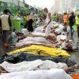 فیلم جدید دیگر از حادثه منا / انبوه کشته شدگان