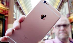 فیلم خم شدن Apple iPhone 6s Plus