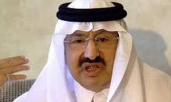 فوت برادر پادشاه عربستان «نواف بن عبدالعزیز» تأیید شد