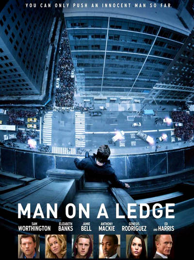 دانلود فیلم سینمایی پرتگاه Man on a Ledge