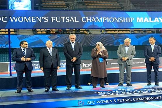 Womens Futsal iran asia 2015 (1)