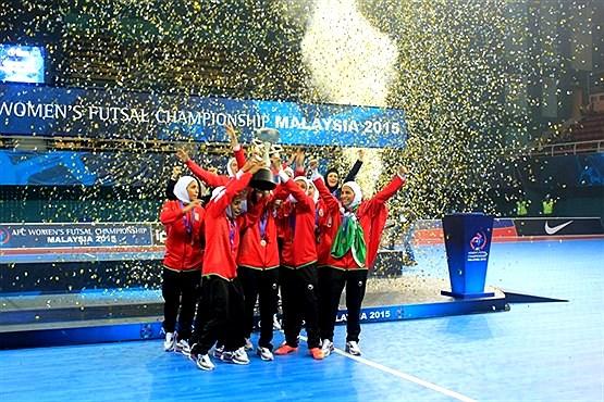 Womens Futsal iran asia 2015 (2)