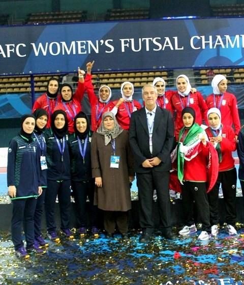 Womens Futsal iran asia 2015 (3)