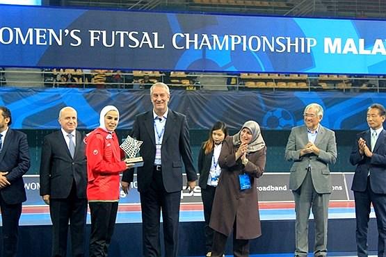 Womens Futsal iran asia 2015 (6)