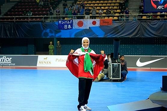 Womens Futsal iran asia 2015 (8)