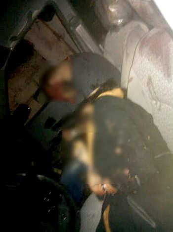 کشته شدن دختر و پسر جوان در لاهیجان