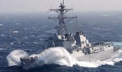 نیروی دریایی 26 موشک را از دریای خزر به داعش شلیک کرد