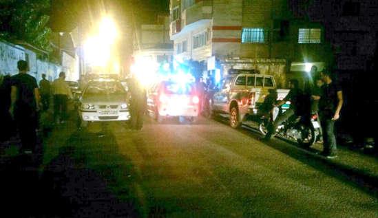 صدای مهیب و انفجار کپسول گاز در خیابان شقایق لاهیجان