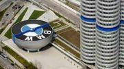پارکینگ حیرت آور شرکت خودروسازی BMW + عکس
