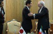 امروز : حضور وزیر امور خارجه ژاپن در ایران