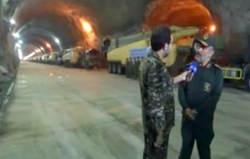 فیلم / مقر موشکی سپاه 500 متر زیر زمین در سراسر ایران!