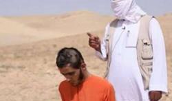 روش جدید اعدام داعشی ها با تانک! + عکس