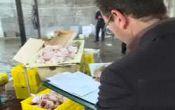 فیلم / خرید و فروش مرغ فاسد شده در شهریار کرج
