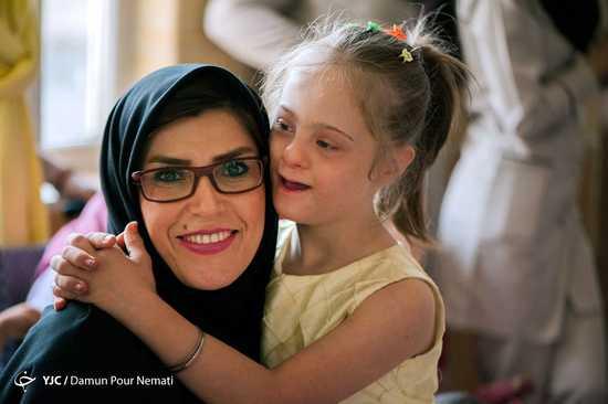 روز جهانی کودک در «آسایشگاه کهریزک» با حضور هنرمندان + عکس