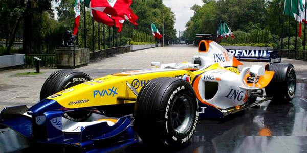 نیکو رزبرگ اول شد / نتیجه اتومبیلرانی فرمول 1 جهان در مکزیک