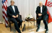 دیدار وزیران امورخارجه ایران و آمریکا ؛ ظریف و کری
