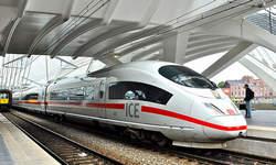 حادثه دیگر در فرانسه ؛ خروج قطار سریغ السیر