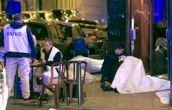 فیلم / لحظه تیراندازی تروریست ها در کنسرت (پاریس)